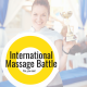 Регистрируйся на International Massage Battle!